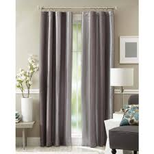 Better Homes And Gardens Curtain Rods by Decor Gray Walmart Blackout Curtains With Curtain Rods And Dark