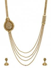 multi layered necklace images Necklace set necklace gold multi layered necklace set online jpg