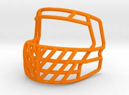 Helmet Chair Mask Samurai 2 0 Big Grill For Speed Mini Helmets