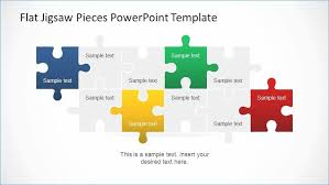 Puzzle Piece Powerpoint Template Fallfourteeners Com Puzzle Powerpoint Template Free