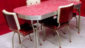 Retro Dining Room Furniture Awesome Retro Dining Room Table And Chairs 90 On Fabric Dining