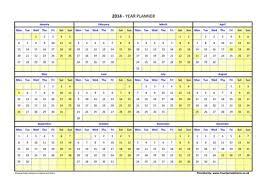 year planner ireland