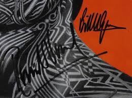 rolling stones autographed tattoo you album cover worthington