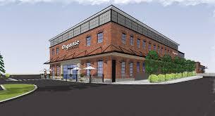 Commercial Garage Plans Organic Garage Plans Expansion To Toronto U0027s Leaside Neighbourhood