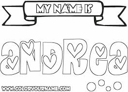 printable emma bubble letters coloring page zone