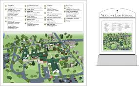 Dartmouth Campus Map Charles Gibson Design A Bird U0027s Eye View