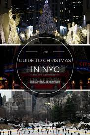 The Best Christmas Light Displays by The Luxe Adventure Traveler Guide To Christmas In Nyc Complete