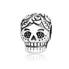 pandora halloween charms online buy wholesale sterling silver skull beads from china