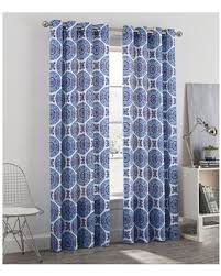 108 Inch Panel Curtains Bargains On Newport Medallion 108
