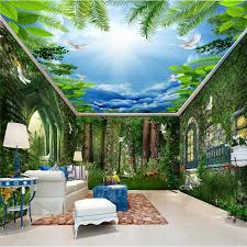 house wallpaper buy flower fairies wallpaper and get free shipping on aliexpress com