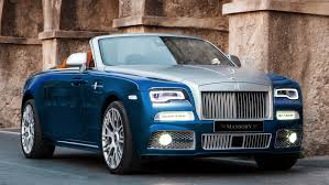 the rolls 2016 rolls royce dawn by mansory review gallery top speed