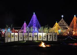 2 story christmas lights trump called