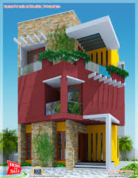 3 floor house for sale at kowdiar trivandrum kerala home design