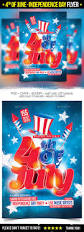 4th Of July Independence Day Flyer Flyer Template Event Banner
