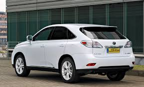 lexus rx 450h gas mileage 2010 lexus announces class leading emissions and fuel economy for new