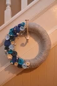 111 best yarn wreath images on pinterest yarn wreaths wreath