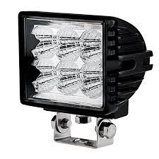 4 1 2 road led light bar 18w 1 350 lumens led light