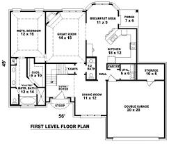 european style house plan 3 beds 2 50 baths 2045 sq ft plan 81 765
