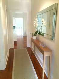 Narrow Entryway Table by Perfect For A Narrow Hallway Entrance Hall Pinterest House