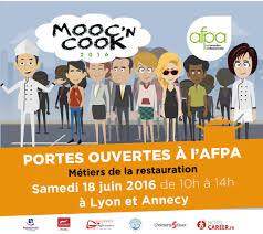 formation cuisine afpa 18 juin porte ouverte à l afpa spéciale métiers de la restauration