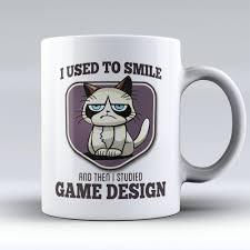then i studied game design