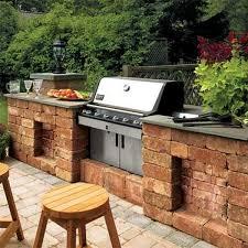 diy outdoor kitchen ideas 12 diy inspiring patio design ideas