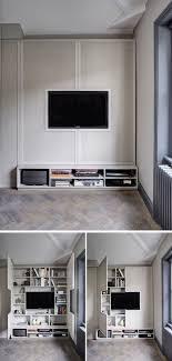 wohnzimmer regale haus renovierung mit modernem innenarchitektur geräumiges