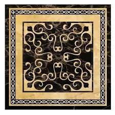 inlay flooring patterns manufacturer from jaipur