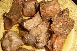 comment cuisiner des foies de lapin lapin rôti à l ail