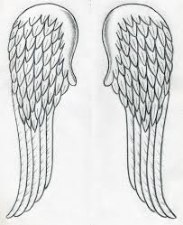 25 beautiful drawings of angels ideas on pinterest fallen angel