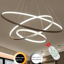 esszimmer len pendelleuchten moderne led pendelleuchte esszimmer pendelleuchten leuchte ring