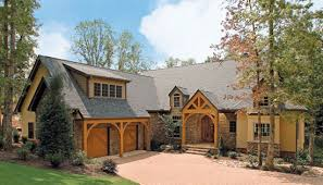 walk out basement plans small cottage plan with walkout basement lakes craftsman and house