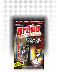 Unclog Bathtub Drain With Snake by 5 Easy Ways To Clear A Clogged Drain Drano