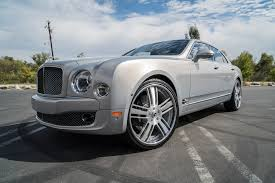 bentley mulsanne custom car gallery