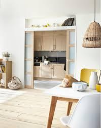 fermer une cuisine ouverte cuisine ouverte ou fermée plus besoin de choisir travaux com