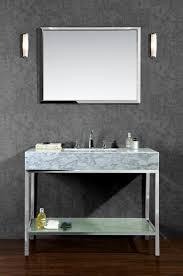 Mirrored Vanity Set Ariel Brightwater 48