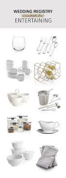 wedding registry for tools stylish picks with crate and barrel the wedding registry wedding