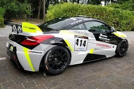 peugeot sport rcz racecarsdirect com peugeot rcz cup endurance