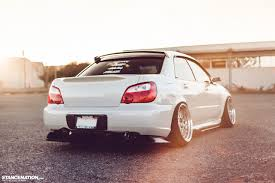 subaru 2004 slammed stanced sti stanced pinterest subaru cars and jdm