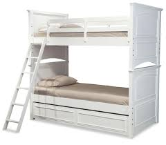 girls white beds furniture perfect twin bunk mattress over full set white beds