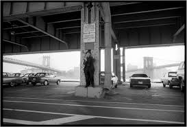 Brooklyn Flag Brooklyn Bridge 1991 Matt Weber New York Photography Store