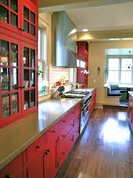 love the upper cabinets that sit on the countertops kitchen
