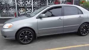 toyota corolla 2005 rims hillyard wheels 2003 toyota corolla with 16 inch custom machined