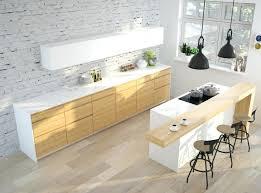 cuisine avec ilot table cuisine amacnagac ikea free ilot cuisine avec table ikea
