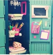 Image result for diy locker organization ideas