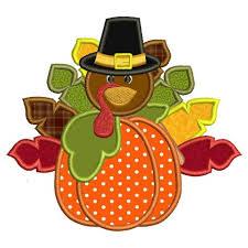 thanksgiving applique set machine embroidery 12 designs makaroka