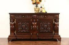 oak antique sideboards u0026 buffets ebay