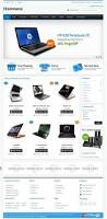 best magento ecommerce template for online business ub2server