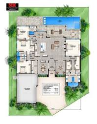 contemporary house floor plans this 4 bedroom coastal contemporary house plan features a great
