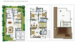 350 sq ft 4 bhk 3508 sq ft villa for sale in prestige summer fields at rs